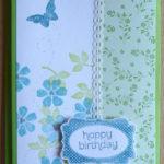 Geburtstagskarte III
