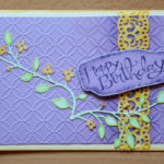 Geburtstagskarte V