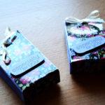 Geschenkboxen selbst gemacht