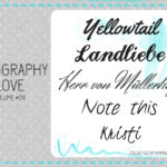 Typography love ~ volume #09
