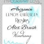 Typography love ~ volume #08