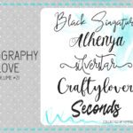 Typography Love ~ volume #21