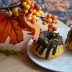 Vanillegugl mit Marzipan & Schokolade