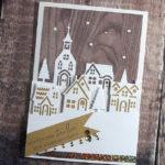 Weihnachtskarte VI