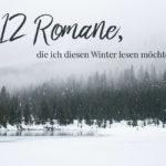 Zwölf Romane, die ich diesen Winter lesen möchte